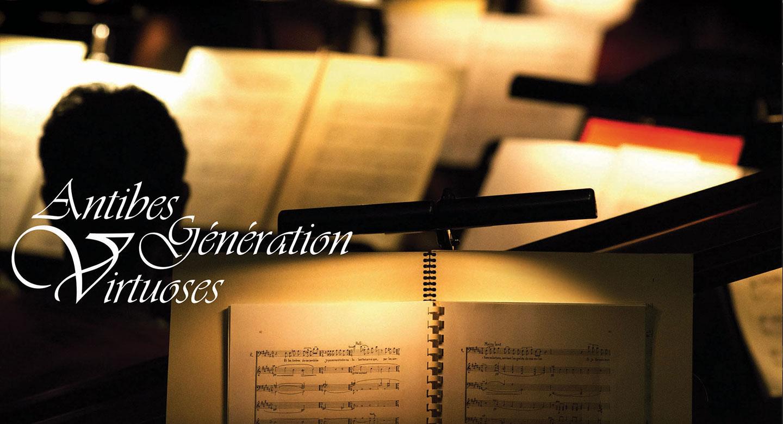 antibes génération virtuoses