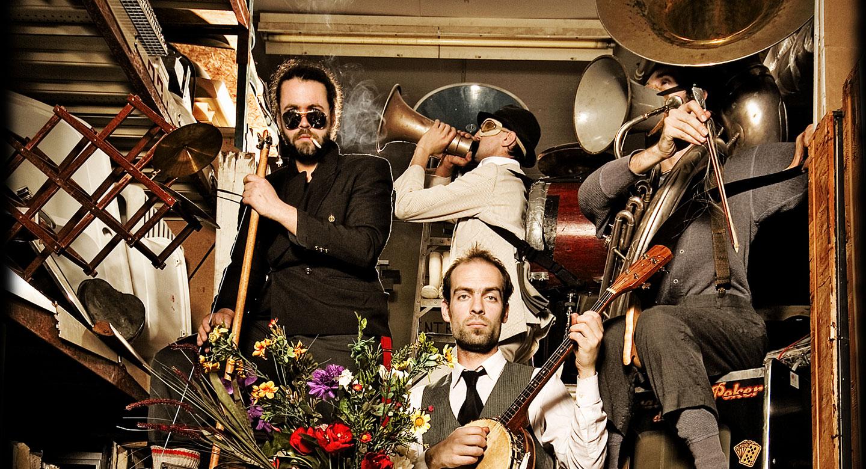 l'orchestre d'homme orchestre