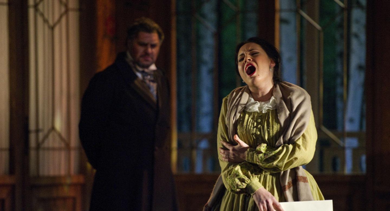 la traviata - Sonya Yoncheva et Jean-François Borras